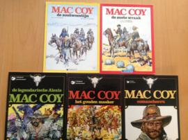 Pakket a 5x Western stripboeken - J.P. Gourmelen