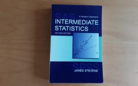 Intermediate Statistics - J. Stevens