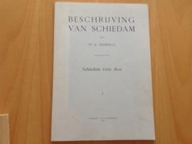 Beschrijving van Schiedam - K. Heeringa