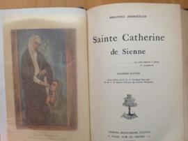 Sainte Catherine de Sienne - J. Joergensen