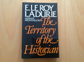 The Territory of the Historian - E. le Roy Ladurie