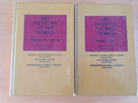 Art museums of the world, 2 volumes - V. Jackson / M.A. Palmer / E.M. Zafran