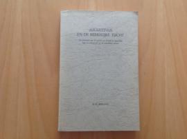 Augustinus en de kerkelijke tucht - H.B. Weijland