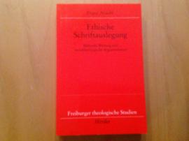 Ethische Schriftauslegung - F. Noichl