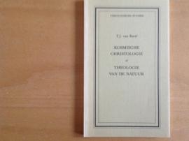 Kosmische christologie of theologie van de natuur - T.J. van Bavel