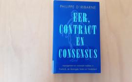Eer, contract en consensus - P. D'Iribarne