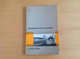 Reproduction of sound - E. Villchur