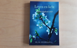 Leven en licht. Bijbels dagboek 2020 - M. Goudriaan  / B. van der Heiden e.a.