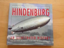 Hindenburg. An illustrated history - R. Archbold