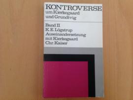 Kontroverse um Kierkegaard und Grundtvig - K.E. Lögstrup