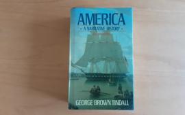 America. A narrative history - G. Brown Tindall