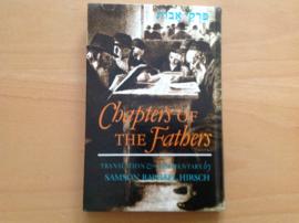 Chapters of the Fathers (Hoofdstukken van de Kerkvaders) - S.R. Hirsch