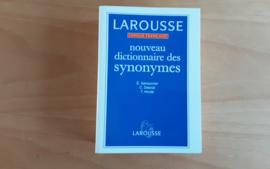 Larousse nouveau dictionnaire des synonymes - E. Genouvrier / C. Desirat / T. Horde