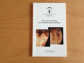 Extra-orale toepassing van tandheelkundige implantaten - M.A.J. van Waas
