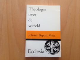 Theologie over de wereld - J.B. Metz