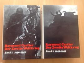Der Zweite Weltkrieg, Band 1  1939-1939 / Band 2  1942-1945 -R. Cartier