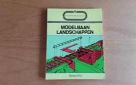 Modelbaan. Landschappen - G. Balcke