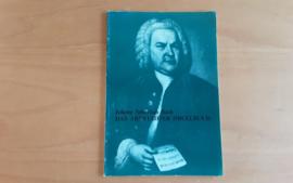 Johann Sebastian Bach Das Arnstadter Orgelbuch - W. Krumbach