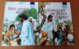 Set a 2x lees zelf bijbelverhalen - V. Klapwijk