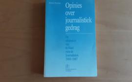 Opinies over journalistiek gedrag - J. Doomen