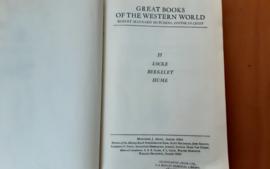 A Letter Concerning Toleration Concerning Civil Government, Second Essay. An essay Concerning Human Understanding - J. Locke e.a.
