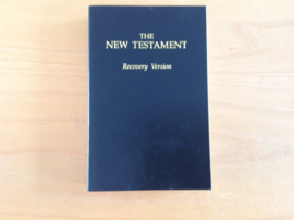 The New Testament - recovery version