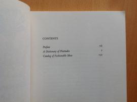 A dictionary of platitudes - G. Flaubert