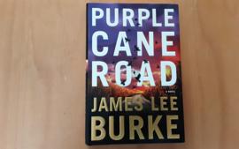 Purple Cane Road - J.L. Burke