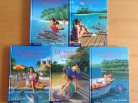 Pakket a 5x Op zoek naar dolfijnen - L. Daniels