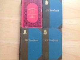 4 Boeken van A.L.G. Bosboom-Touissant
