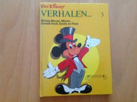 Walt Disney verhalen ... 3 - o.a. J. Werner / E. Beecher