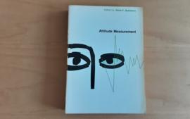 Attitude Measurement - G.F. Summers