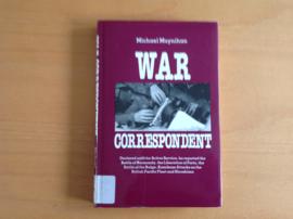 War correspondent - M. Moynihan