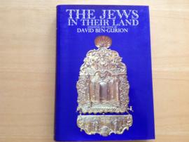 The Jews in their land - D. Ben-Gurion