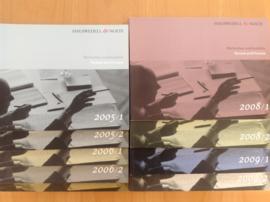 9x Rückschau und Ausblick. Review and preview - Hauswedell & Nolte
