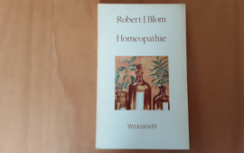 Homeopathie - R.J. Blom