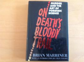 On death's bloody trail - B. Marriner