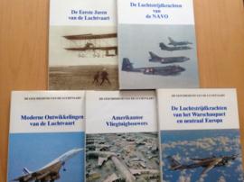 Pakket a 25 delen: De geschiedenis van de luchtvaart