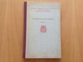 Zuid-Hollandse studiën, deel 1 - Historische Vereniging Zuid-Holland