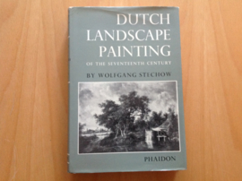 Dutch landscape painting of the seventeenth century - W. Stechow