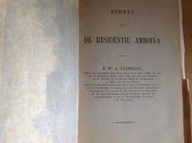 Schets van de Residentie Amboina - E.W.A. Ludeking