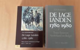 Set a 2x De Lage Landen 1780-1980 - E.H. Kossmann
