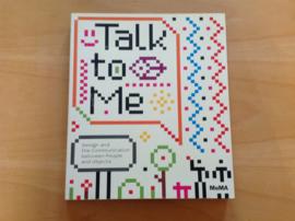 Talk to me - P. Antonelli