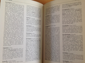 Dictionary of World Place Names derived from British names - A. Room