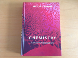 Chemistry. Structure and reactions - M.K. Snyder