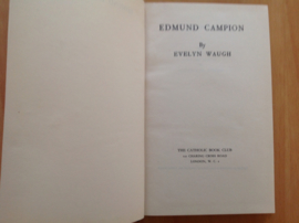 Edmund Campion - E. Waugh