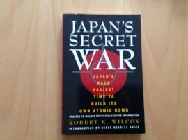 Japan's secret war - R.K. Wilcox