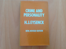 Crime and personality - H.J. Eysenck
