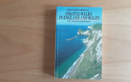 Coastal walks in England and Wales - Ch. Somerville