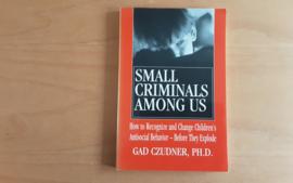 Small criminals among us - G. Czudner